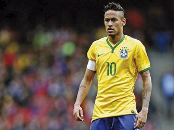 Neymar y Coutinho encabezan la lista de Tite para la Copa