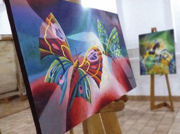 50 años de arte con Roberto Prudencio