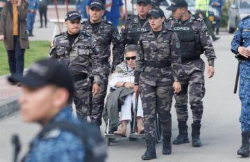 Colombia: Santrich es internado en una clínica