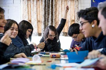 Una escuela chilena pone rostro  al cambio de sexo en la infancia