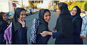 Baile tabú en las escuelas  que revoluciona Irán