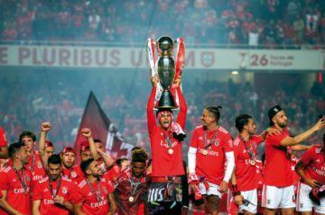 Benfica, rey de Portugal