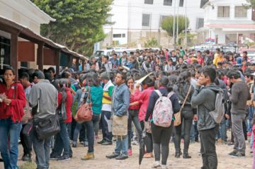 "PNUD: Bolivia debe aprovechar ""bono demográfico"""