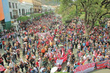 """El """"cueroseno"""" y la """"soberanía"""" chuquisaqueña del Incahuasi"""