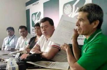 Prensa denuncia amedrentamiento del ministro Romero por el caso Narcovínculos
