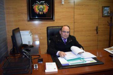 Paul Franco asume como magistrado titular en el TCP