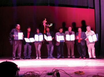 Actores y elencos reciben reconocimiento