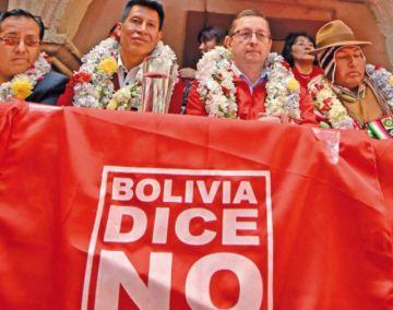 Ortiz y Rodríguez culpan a Mesa de romper la unidad