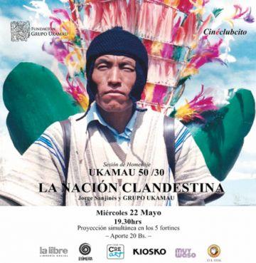 Cineclubcito y Ukamau homenajean a Sanjinés