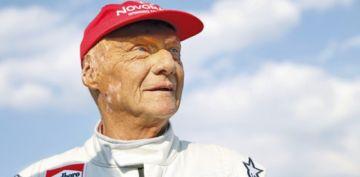 Muere Lauda, triple campeón de Fórmula Uno