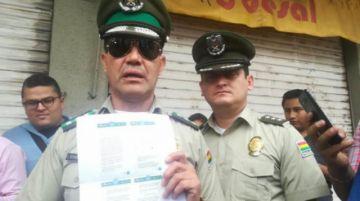 Notificarán a Montenegro con caso abierto en Sucre