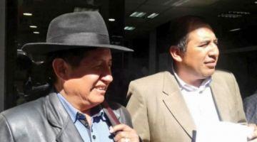 Diputados formalizan denuncia contra Evo por uso indebido de bienes