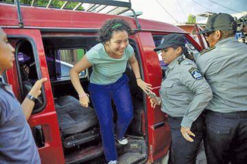 La OEA pide a Nicaragua liberación de los presos