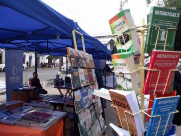 Concejo rechaza permiso para feria del libro en la plaza