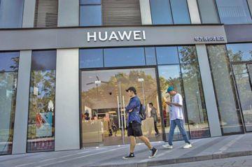 Huawei quita importancia a restricciones de EEUU