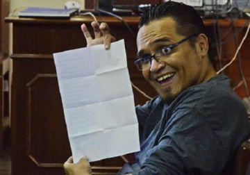 """Declaran en reserva caso del """"abogado torturador"""""""