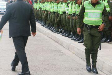 Hay al menos 182 policías procesados por corrupción