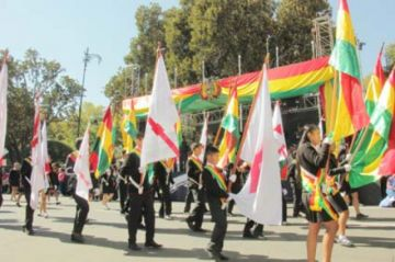 Los festejos se acentúan con mirada en el Bicentenario