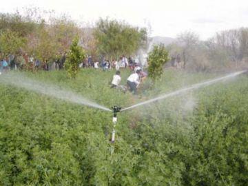 Garantizan la construcción  de una presa en Tarabuco