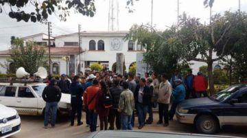 Monteagudo: Vuelve la paz con resolución abrogada