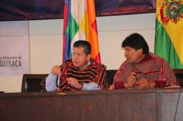 Firman acuerdo para exploración del pozo Yapucaiti