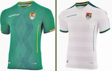 Presentan nueva piel de la Verde para jugar la Copa