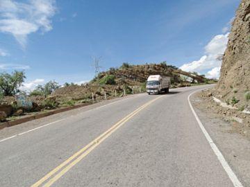 Evo garantiza firma de contrato para la carretera doble vía