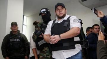 Narco Montenegro conoce de intención de su extradición