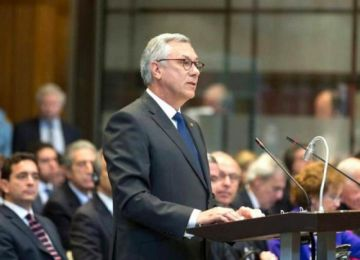 Gobierno declina candidatura de Veltzé a la CIDH