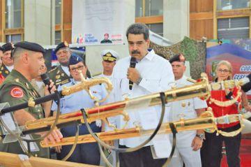 Maduro intenta normalizar el suministro de alimentos