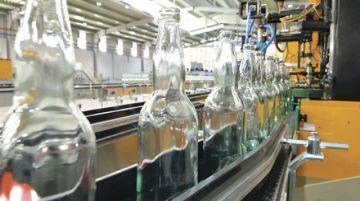 Fábrica está lista para producir 300 mil envases de vidrio al día
