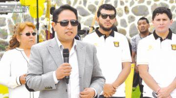 Henry Salinas pide paciencia a la hinchada del Tigre