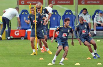 Neymar adelantado