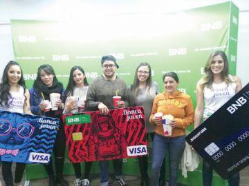 BNB lanza la Promoción 2x1-Banca Joven en Sucre