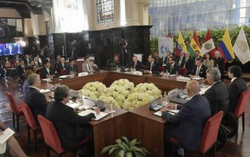 Bolivia asume la presidencia pro témpore de la CAN