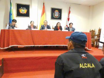 Alcalá decidirá hoy en referéndum  si aprueba o no su Carta Orgánica