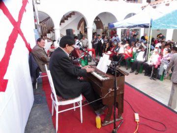 II Festival del Armonio  revaloriza cultura local