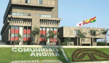 CAN: Bolivia, en presidencia pro témpore