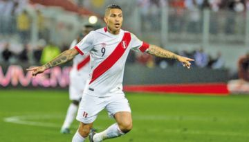 Guerrero podría romper  un récord en la Copa América