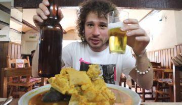 Luisito Comunica muestra la riqueza culinaria de Bolivia