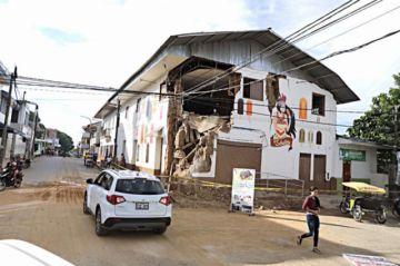 Terremoto en Perú deja un fallecido  y varios heridos