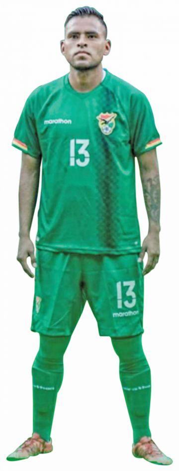El chuquisaqueño que podría llegar a la Copa América Brasil 2019