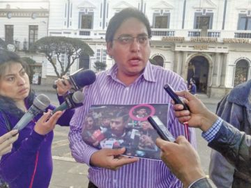 """Denuncian """"padrinazgo"""" en fallo del caso 24 de Mayo"""