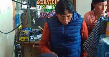 Una pareja usa a una niña para robar celulares en Sucre
