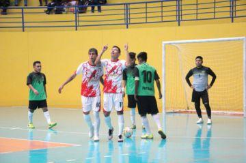 Sólido debut de Chuquisaca en el nacional de futsal