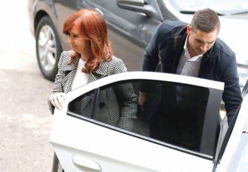 Prosigue juicio contra la expresidenta argentina