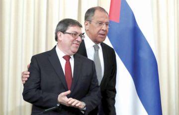 Cuba y Rusia protestan contra ley Helms-Burton