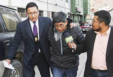 La Paz: Detienen  a otro funcionario  de Uelicn