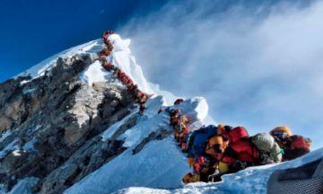 Once muertes en el Everest en lo que va del año