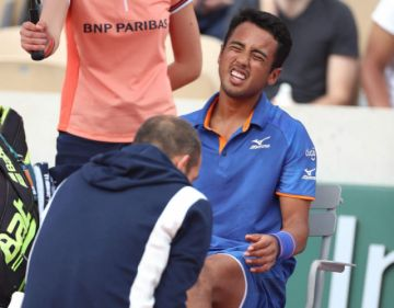 Dellien se despide de Roland Garros tras dignísima actuación frente al número seis del mundo